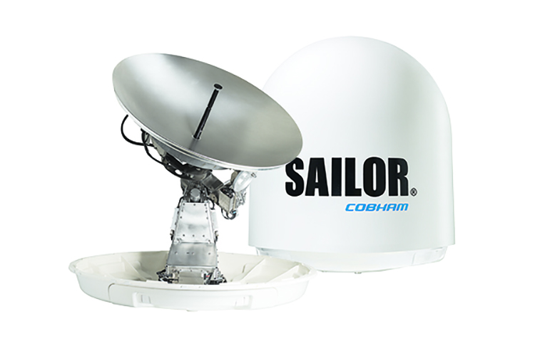 VSAT Sailor 100GX