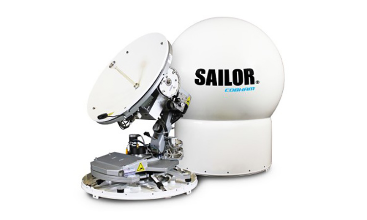 VSAT SAILOR 60