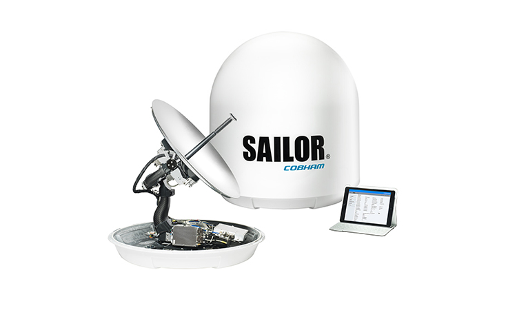 VSAT SAILOR 600