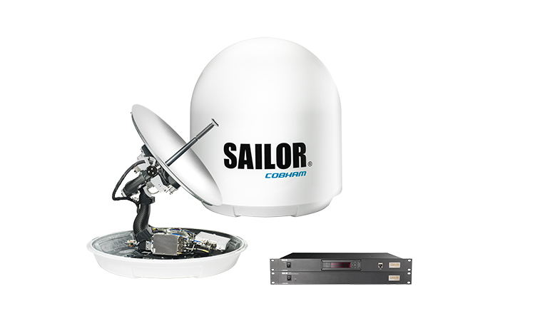 VSAT THOR 7 SAILOR 900