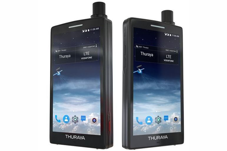 Thuraya X5 touch